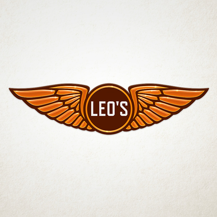 Leo's Logo