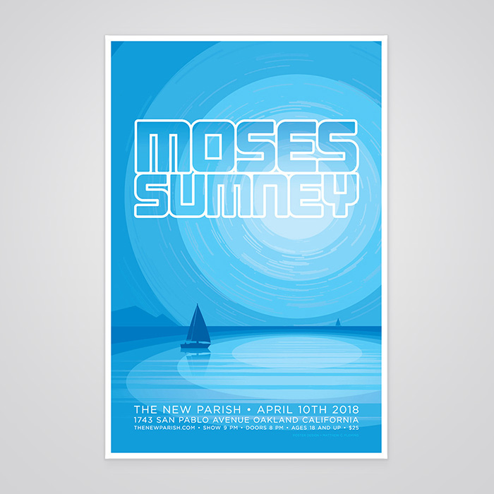 Moses Sumney Poster
